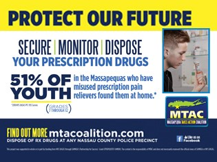 MTAC Secure Monitor Dispose Local Print Ad with Boy