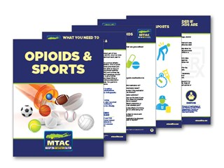 MTAC Secure Monitor Dispose Opioids and Sports Handbook