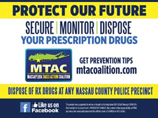 MTAC Secure Monitor Dispose Window Cling for Local Businesses