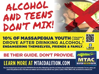 Alcohol and Teens Don't Mix - Alcohol and The Law
