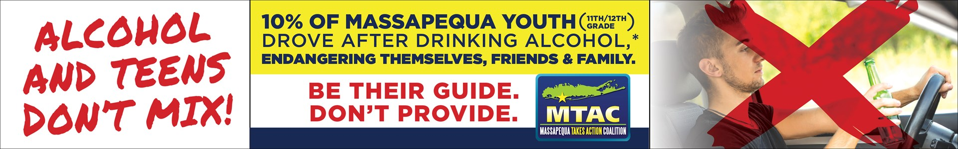 Massapequa Takes Action - Alcohol and The Law