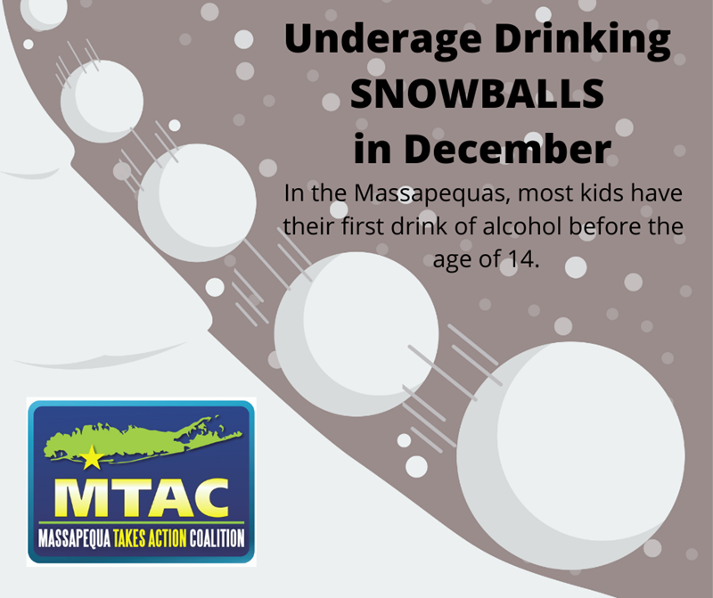 Underage Drinking Snowballs