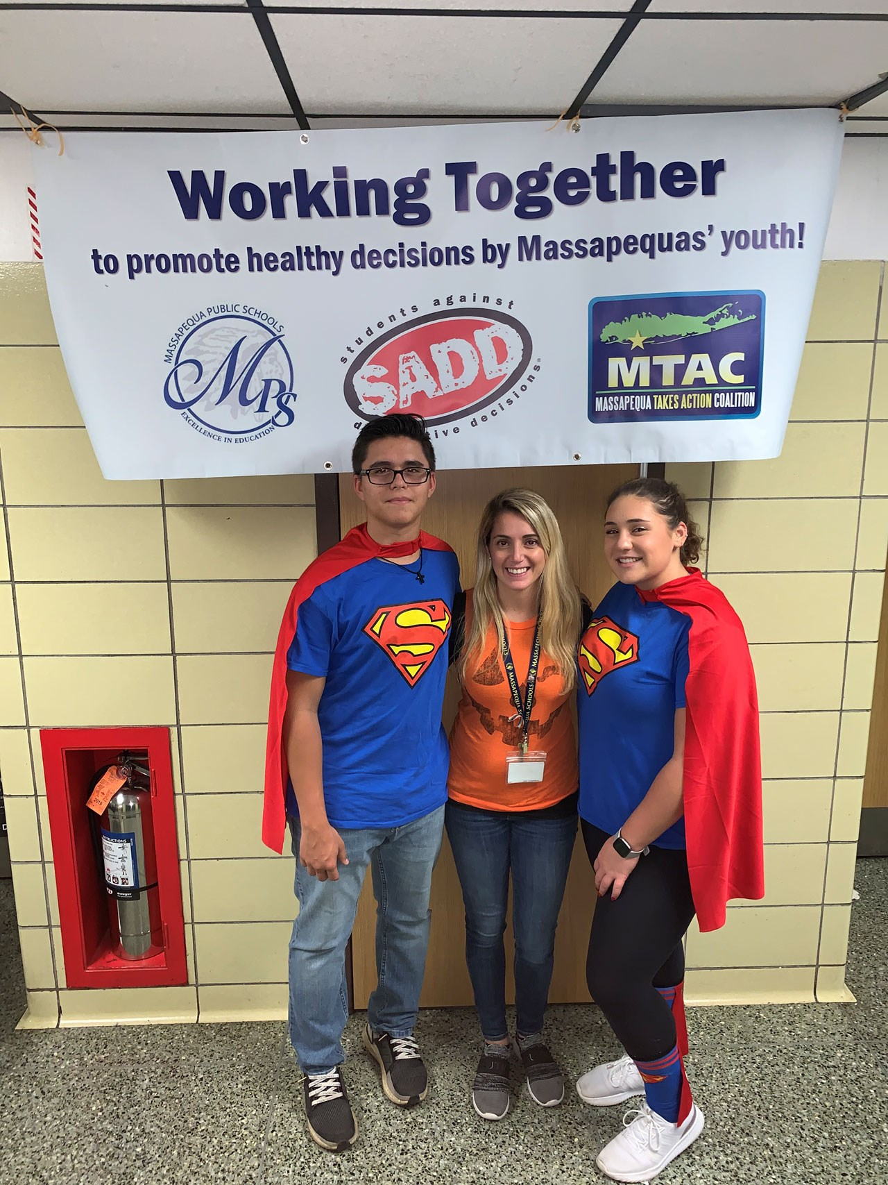Massapequa Takes Action - SADD Safe Halloween
