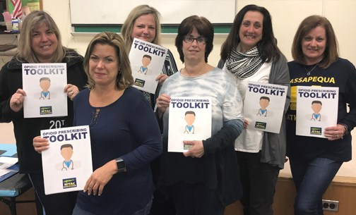 Massapequa Takes Action - Education Tool Kit