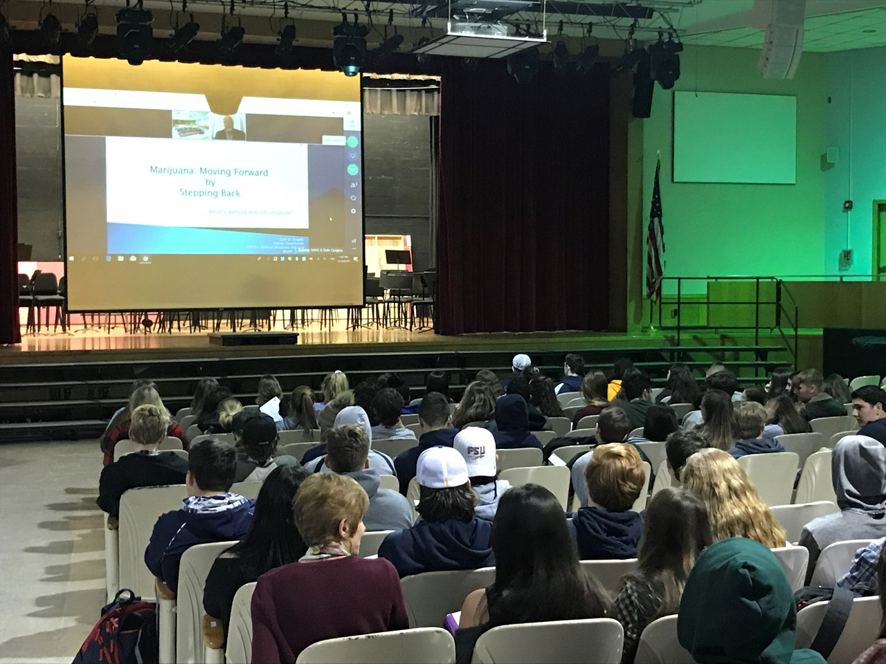 Massapequa Takes Action - Dale Quigley MHS Youth Presentation